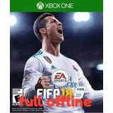 Fifa 18 Xbox One (no Es Código) De Forma Permanente