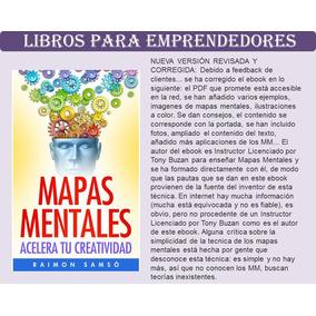 Libro Mapas Mentales Acelera Tu Creatividad Pdf