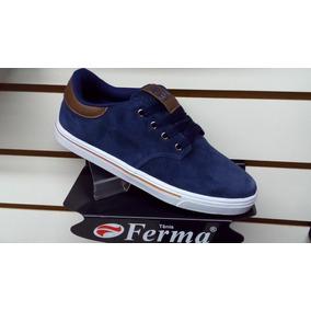 Tenis Ferma Skate Mod. S4825
