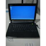 Netbook Acer Blanca Intel Atom N270 Impecab Estado/funcionam
