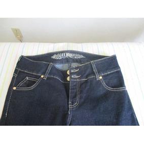Pantalon Para Dama Strech Color Marino