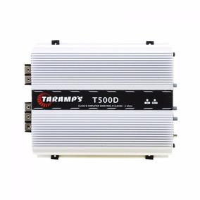 Modulo Potencia Taramps T 500d 1 Canal Mono 500w Rms 2 Ohms