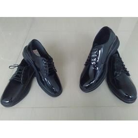 Zapato Patente Militar