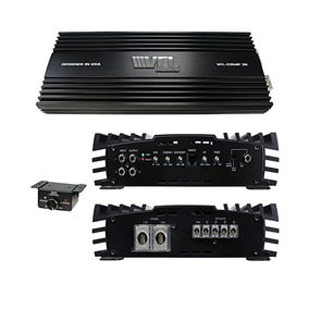 Bajo Estadounidense Vfl Comp 3k Clase D 2900w Amplificador M