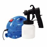 Pistola Maquina Pintar Paint Spray Soplete Pulverizador 650w
