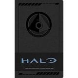 Libro Halo Hardcover Ruled Journal - Nuevo