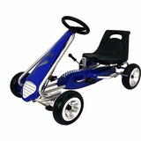 Carro De Pedal Para Niños - Importados