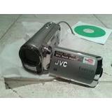 Filmadora Jvc Everio S Gz-ms 120su Dual Sd Card