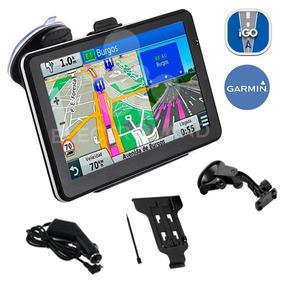 Gps 7 Hd 4gb Garmin Igo Tv Digital Bluetooth Mapas Mercosur