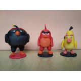 Adorno Angry Birds !!! En Porcelana Fría.