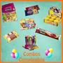 Combo Golosinas Para Candy Bar 35 Chicos - Envio Oca