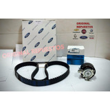 Kit Distribucion Y Bomba Agua Ford Focus 1.6 16v Sigma