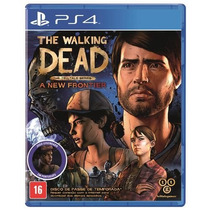 The Walking Dead A New Frontier Ps4 - Legendas Br Telltale