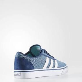 Tenis adidas Adi - Ease Casual 100%originales Azul D Hombre