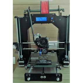 Impressora 3d Prusa Com Lcd Nivelamento Aut.