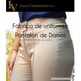 Pantalón Ejecutivo De Dama