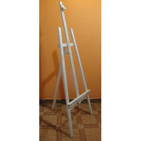 Atril Pintura - Atril De Madera Pino - 1,80m