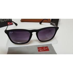 Oculos Rayban De Sol Ray Ban Chris - Óculos De Sol no Mercado Livre ... 2375cc8084