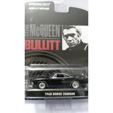 Greenlight 1968 Dodge Charger Steve Mcqueen Bullit