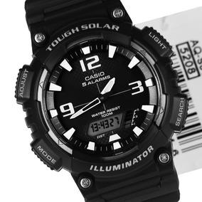 fbfabedfe98 Relogio Casio Analogico E Digiatal - Relógios De Pulso no Mercado ...
