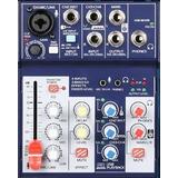 Placa De Sonido E-sound Usm-36 Con Interface Usb