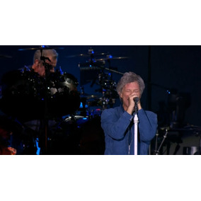 Bon Jovi - Rock In Rio 2017 + Pendriver 8 Gb Novo