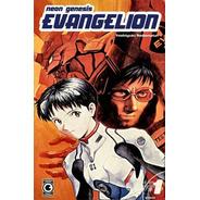 Mangá Neon Genesis Evangelion #1 - Primeira Edição Conrad