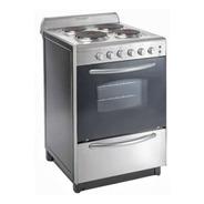 Cocina Domec Electrica 56cm Acero Inoxidable Cexg Digiya