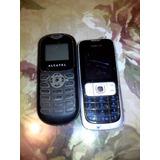 Celulares Para Refacciones Nokia Y Alcatel Precio Por Ambos
