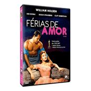 Férias De Amor - Dvd - William Holden - Kim Novak - Novo