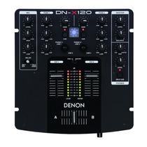 Mixer Denon Dn-x120 Djm Dn X120 Frete Grátis