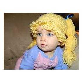 Gorros A Crochet Muñeca Cabbage Patch 3