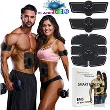 Ejercitador Abdominal Brazo Smart Fitness 3 En 1 De Oferta