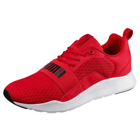 Tenis Puma Wired Red