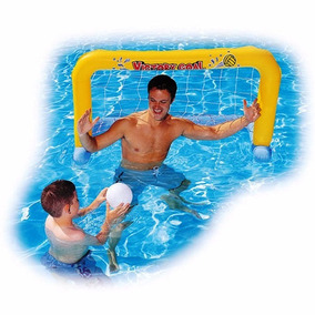Byp Bestway Arco Infable Water Polo Futbol Para Pileta