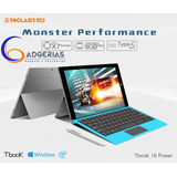 Teclast Tbook16 Power Dualos, 2.56ghz, Solo Tablet