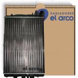 Radiador Vw Gol Nafta Diesel 1.6 1.9 Con Aire Super Oferta