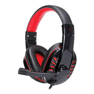 Gaming Headphone Red- Supersonic 450g