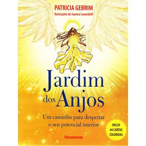 Jardim Dos Anjos - Inclui 44 Cartas Coloridas