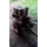 Micro Trator Tobatta 13 Cv Com Partida Elétrica R$11.500,00