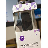 Moto Stream Wireless Music Adapter