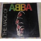 Grupo Abba The Magic/ Lp Press Usa 1980 Primera Edición