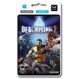 [pc] Dead Rising 2 - Original Steam Key - Oferta!