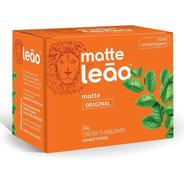 Chá Leão Matte - 15 Saches