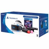 Playstation Vr Bundle Ps4 (lentes / Camara / 2 Move / Juego)