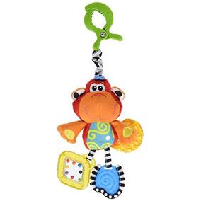 Playgro Dingly Dangly Rizado El Mono Bebé Juguete