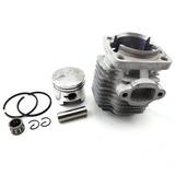 Kit Cilindro, Pistão E Anéis Para Mini Moto 49cc 40mm