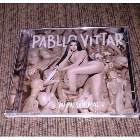 Kit Cd+dvd Pabllo Vittar Vai Passar Mal Deluxe Edition