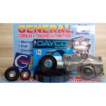 Kit Correia Dentada C/ Bomba D Agua Escort 1.8 16v Zetec