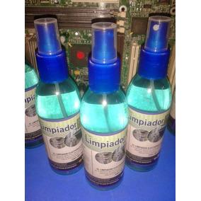 Limpiador Electrónico Limpia Contacto Cq - 240 Ml Spray